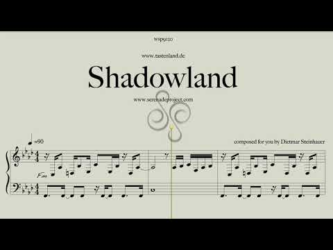 """Shadowland - Main Theme from the Album """"Serenade Project - Shadowland"""""""