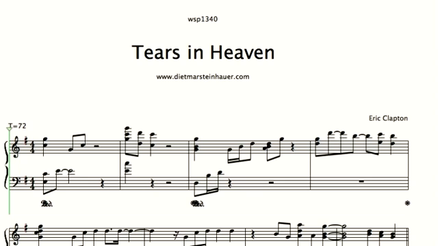 Tears in Heaven  –  Eric Clapton