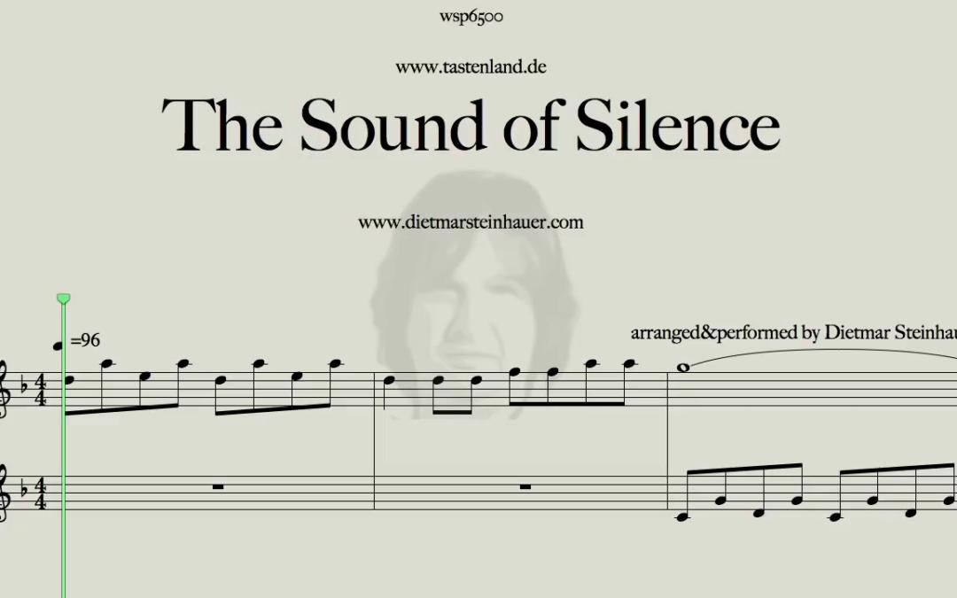 The Sound of Silence  –  Simon&Garfunkel