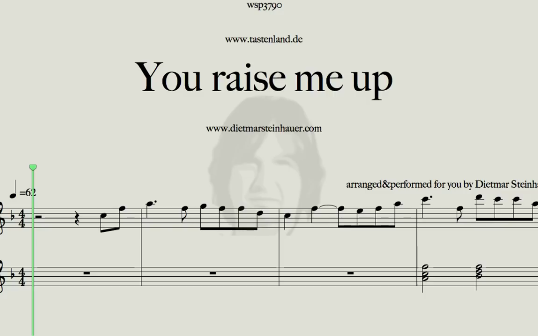 You raise me up  –  Rolf Lovland and Brendan Graham
