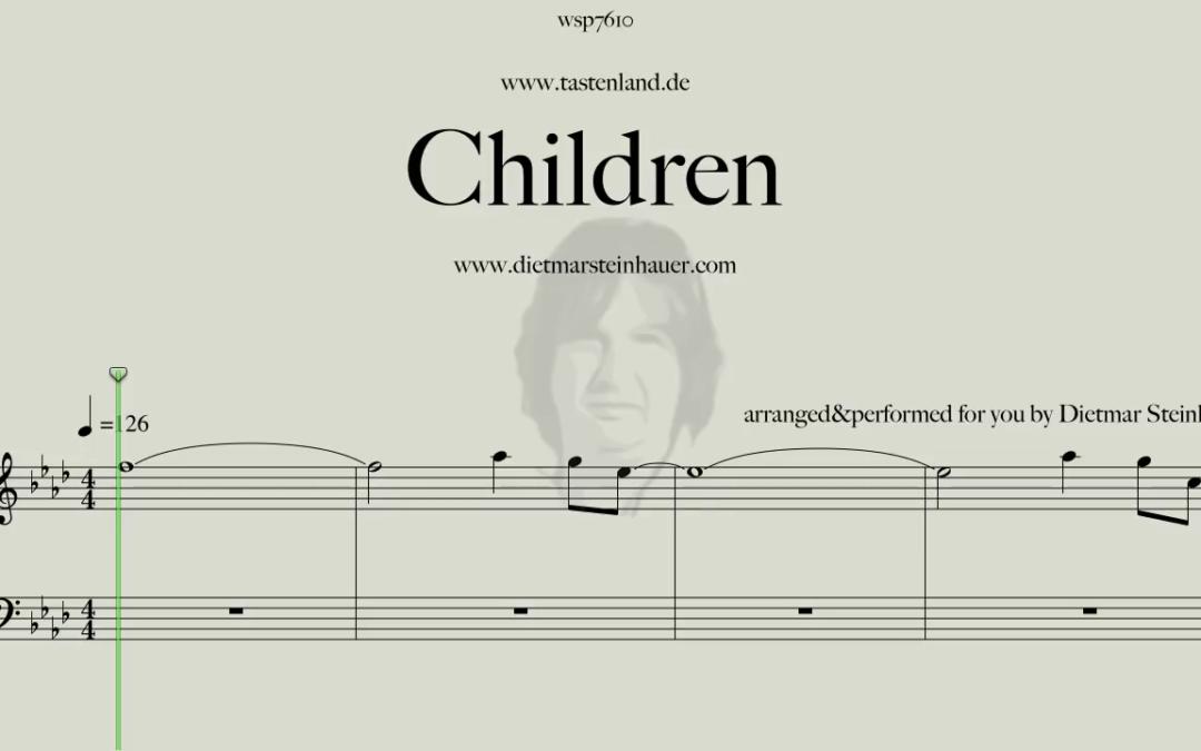 Children  –  Robert Miles
