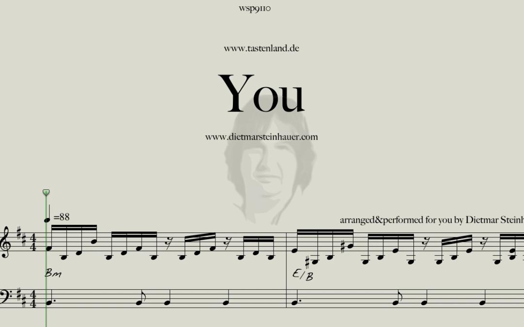 You  –  Ten Sharp