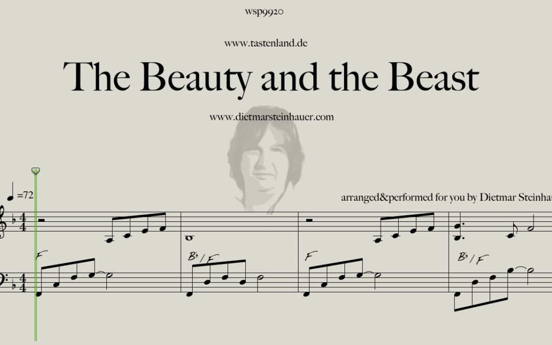 The Beauty and the Beast  –  Celine Dion